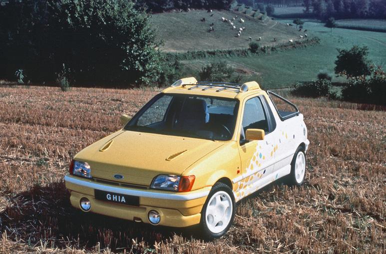 1990 Ford Fiesta specs – OneGrandCars