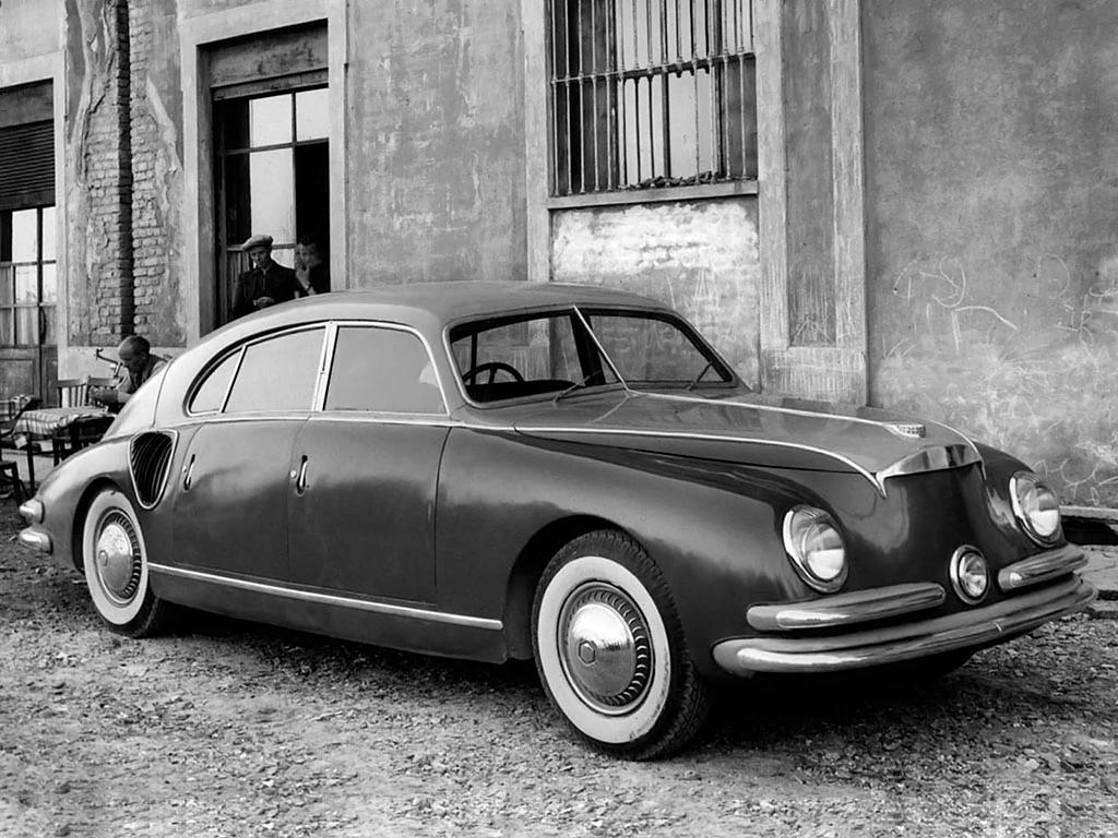 1947 isotta fraschini tipo 8c monterosa zagato studios