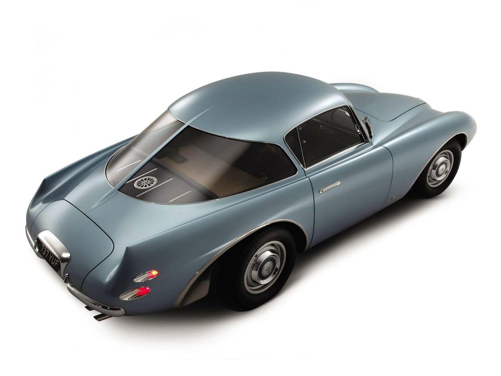 1952 Abarth 1500 Coupe Biposto Bertone Студии