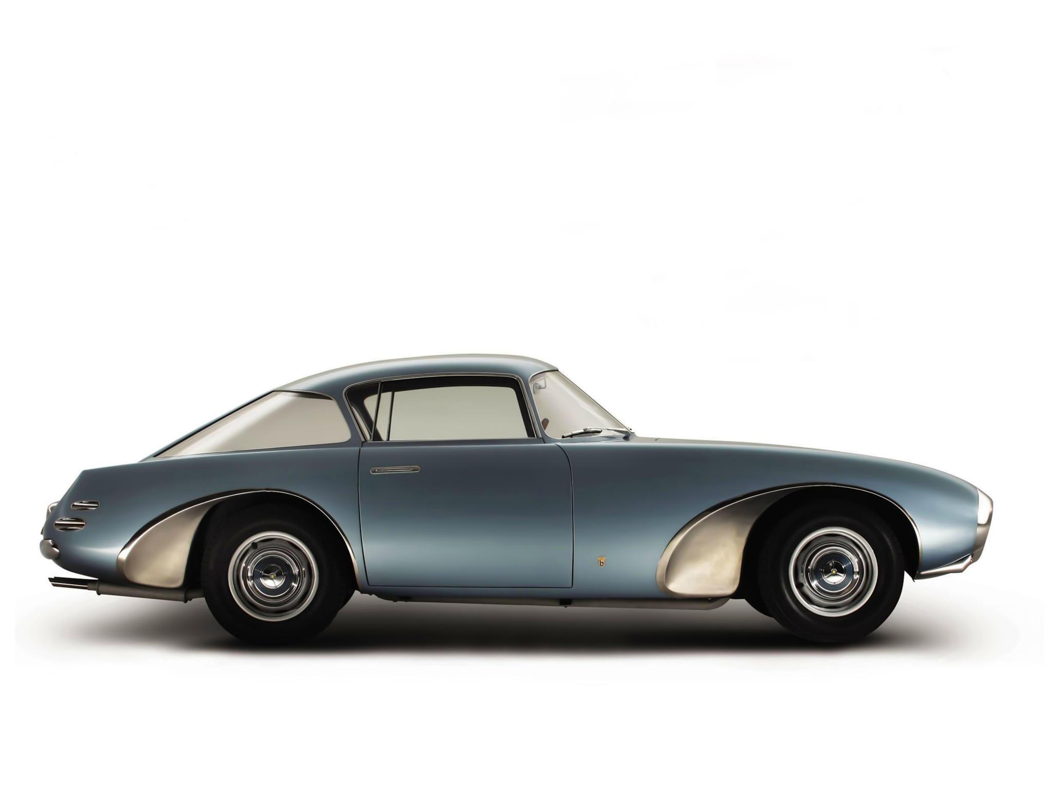1952 Abarth 1500 Coupe Biposto Bertone Studios