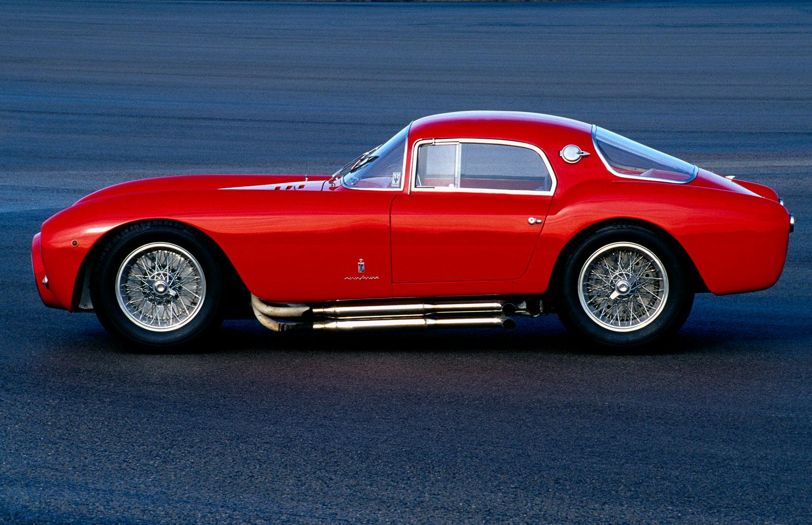 Maserati pininfarina berlinetta