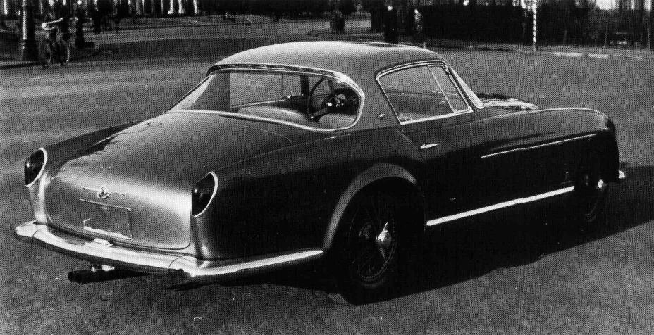 Jaguar XK120 (Pininfarina), 1955