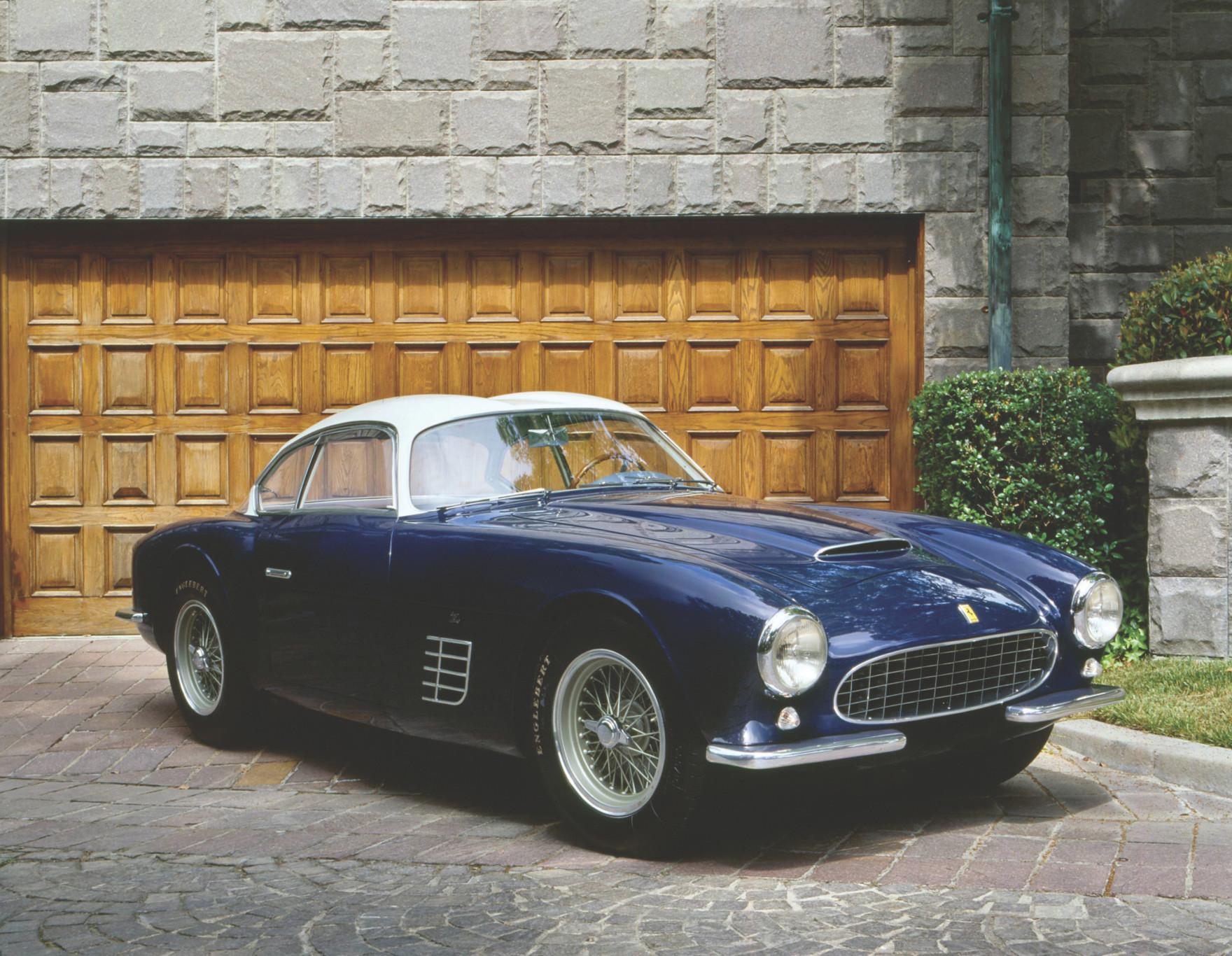 1956 Ferrari 250 GT Berlina (Zagato) - Studios