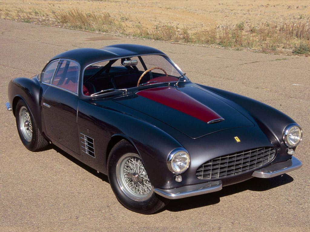 1956 Ferrari 250 Gt Coupe Corsa Zagato Ateliers