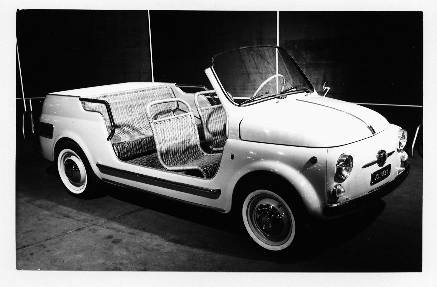 1957 Fiat Jolly Ghia Studios