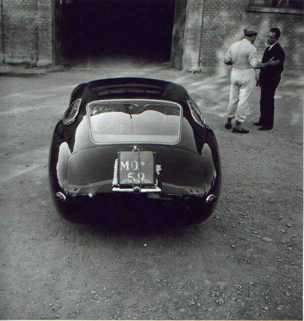 1957 maserati 450s coupe (zagato) - ateliers