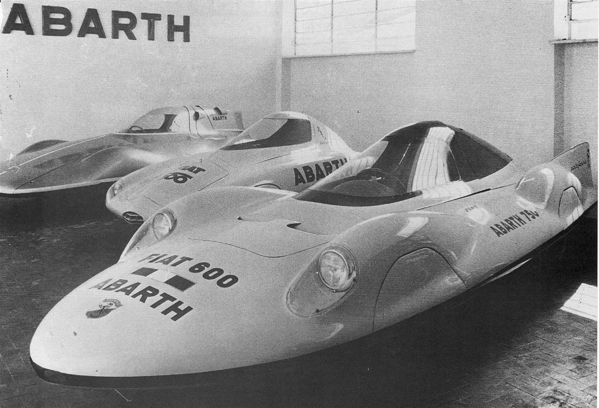 1960 abarth monoposto da record pininfarina. Black Bedroom Furniture Sets. Home Design Ideas