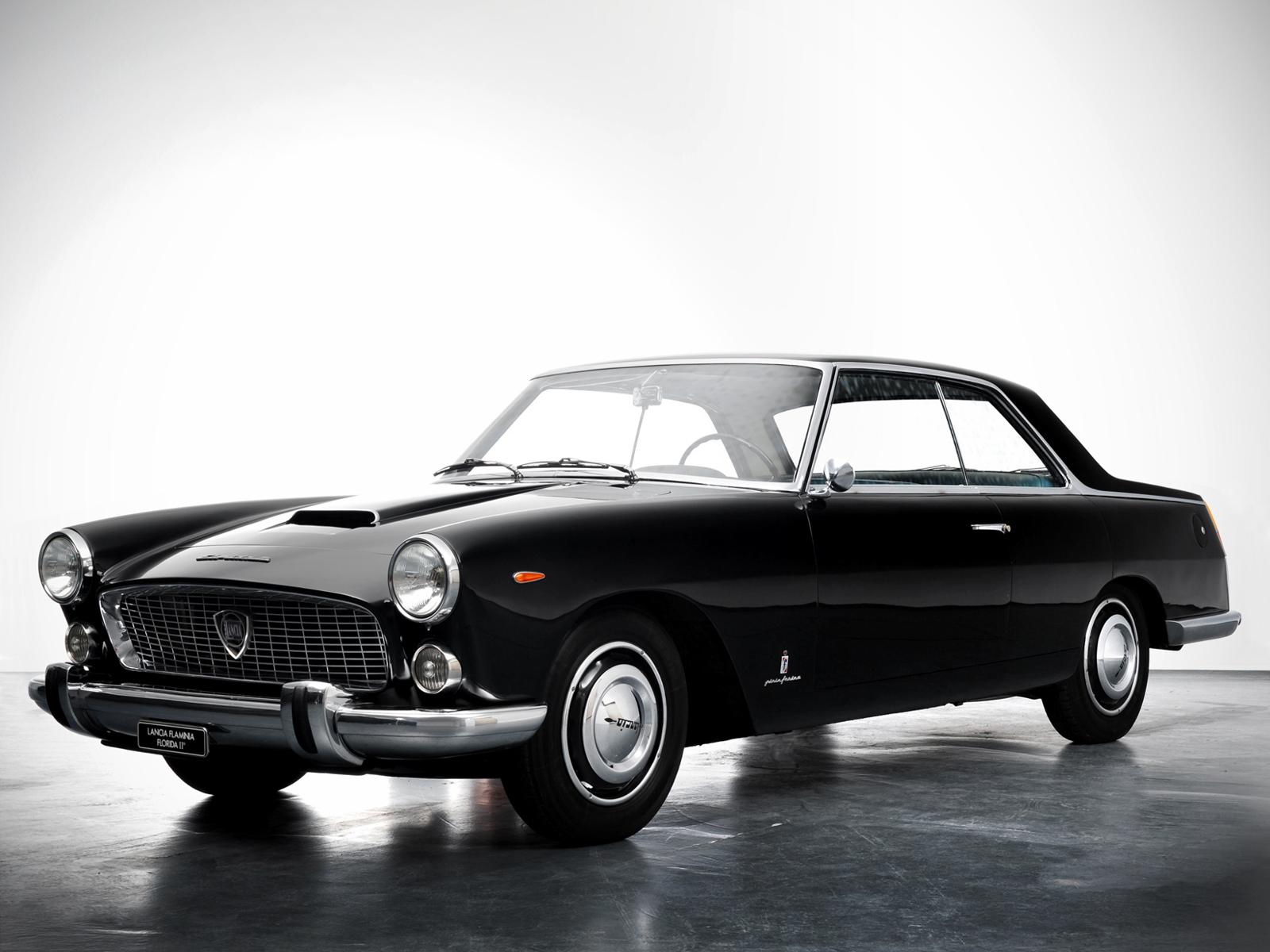 1957 Lancia Florida Ii Pininfarina Studios