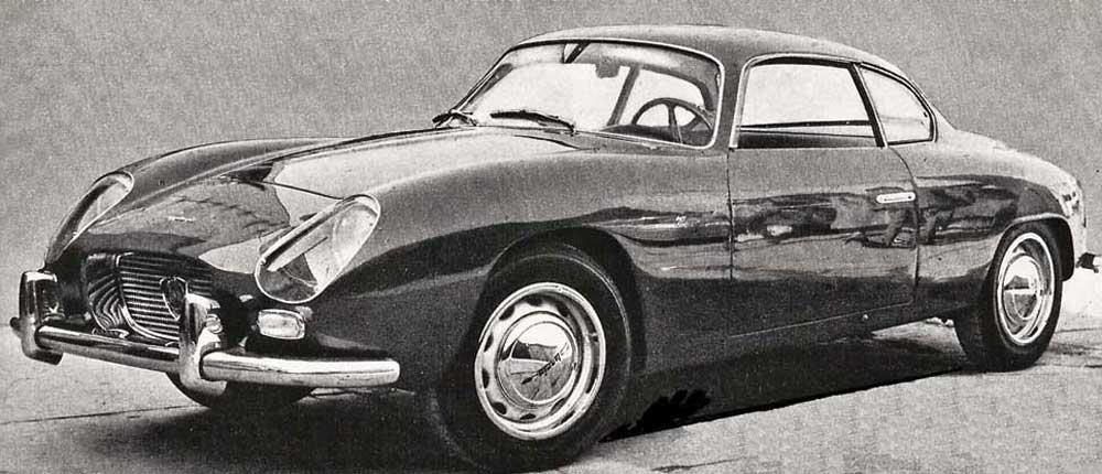 Lancia Appia Zagato GTE