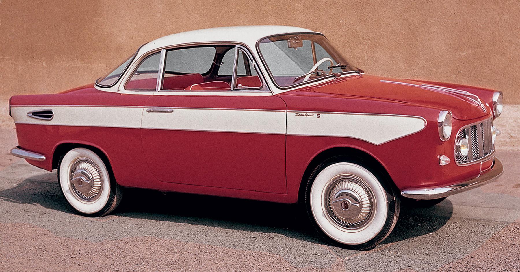 1957 Moretti 600 750 820 Studios