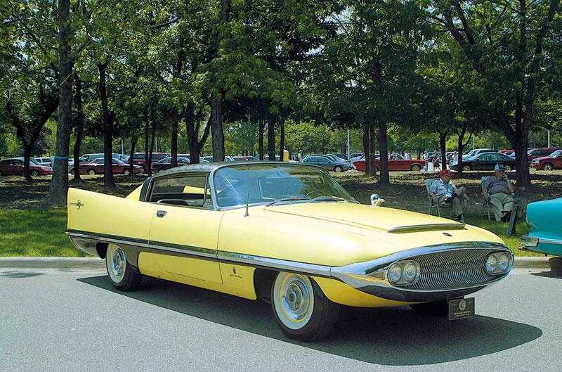 1958 Dual Ghia 400 Ghia Studios