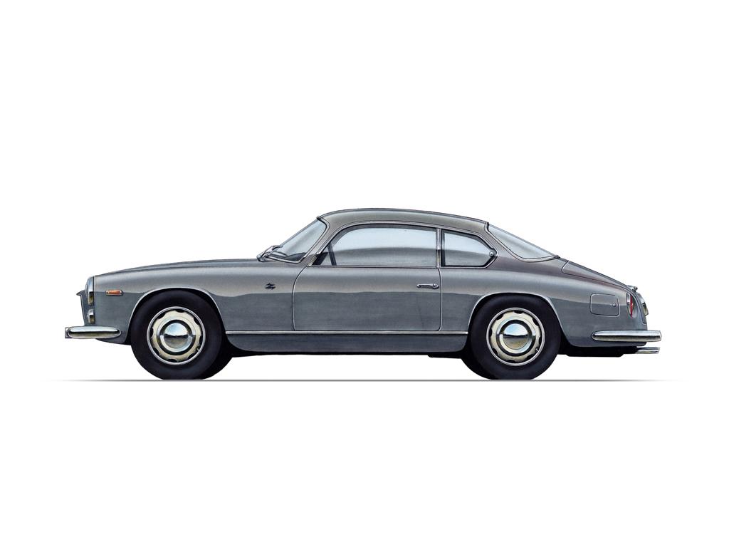1958 Lancia Flaminia S...