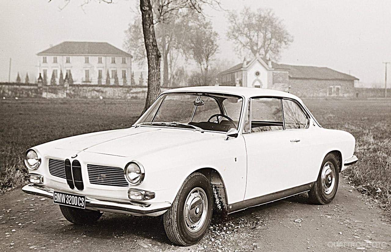 1961 BMW 3200 CS (Bertone) - Studios