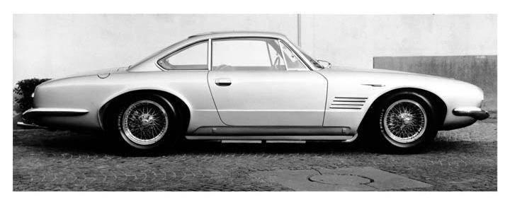 Maserati >> 1961 Maserati 5000 GT (Ghia) - Studios