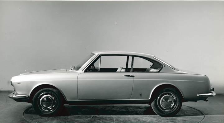 1962 lancia flavia coupe (pininfarina) - ateliers