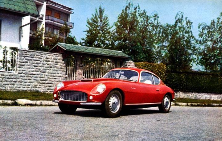 1960 Bristol GT 407 Z ...