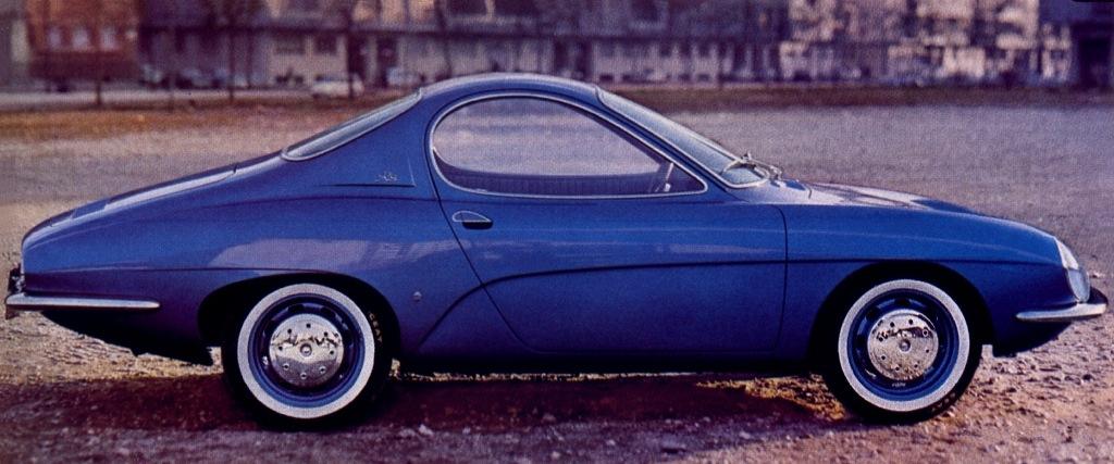 1964 renault r8 coupe ghia studios