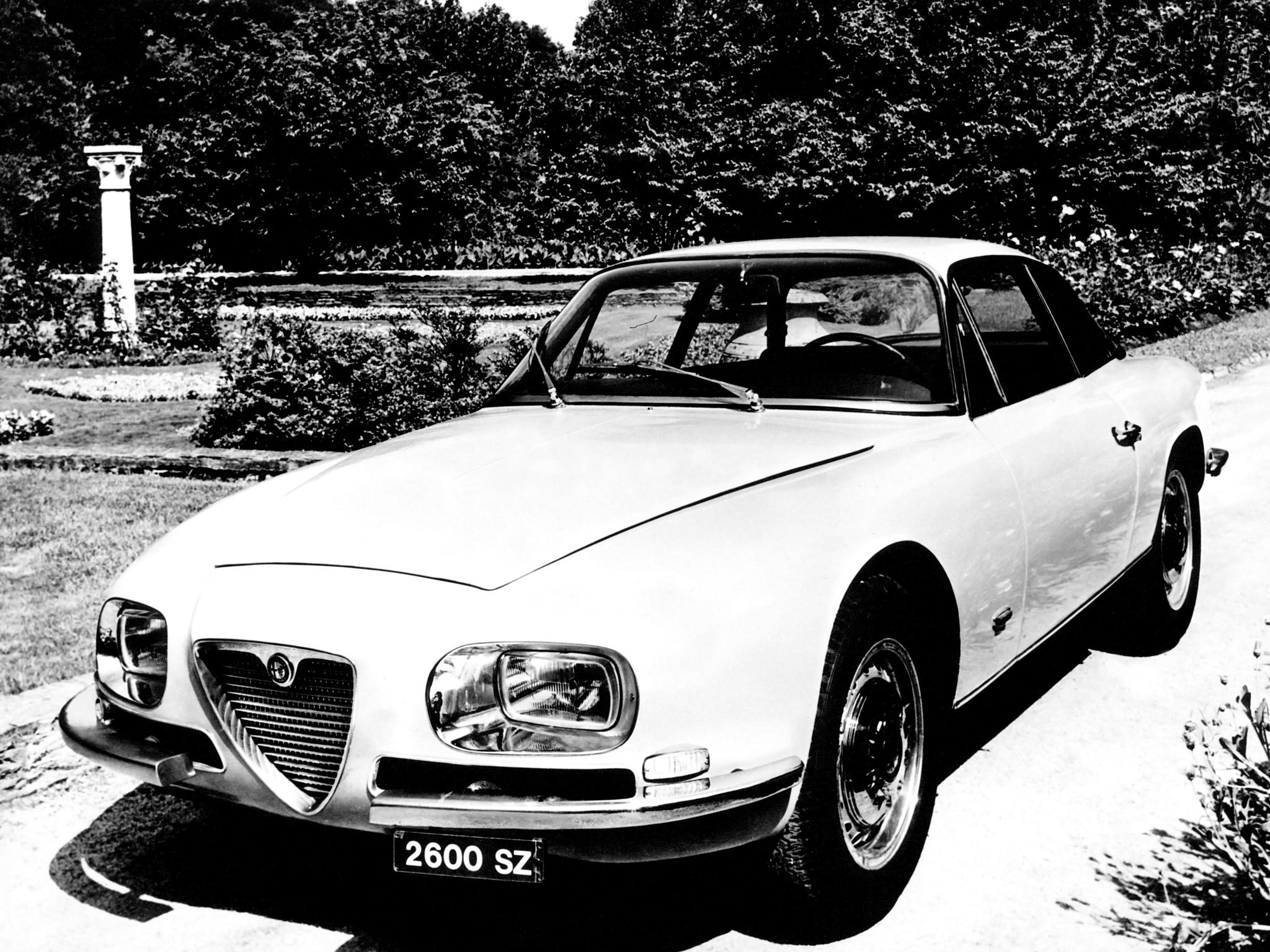 1965 Alfa Romeo 2600 S...