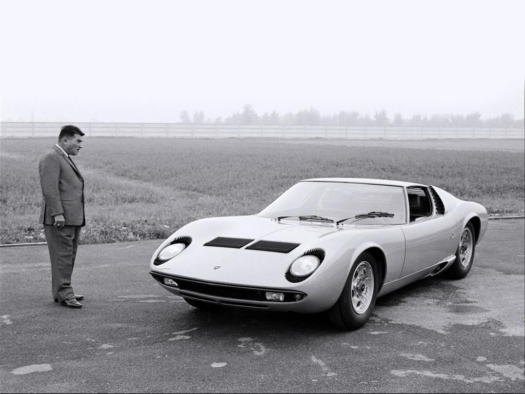 Image of LamborghiniMiura (1966)