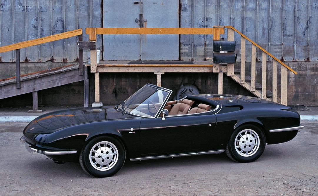 1966 Porsche 911 Roadster Bertone Studios