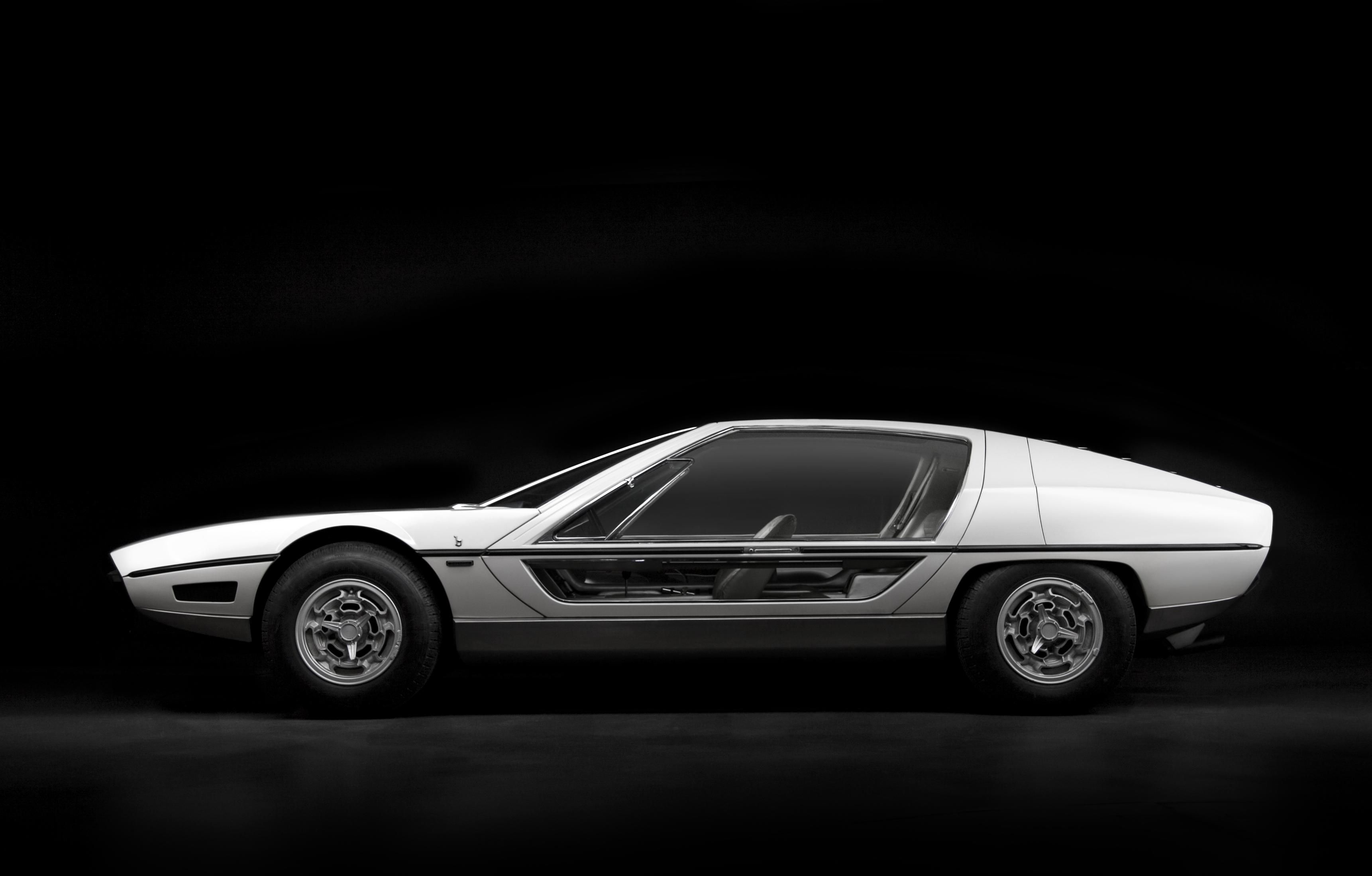1967 Lamborghini Marzal Bertone Studios