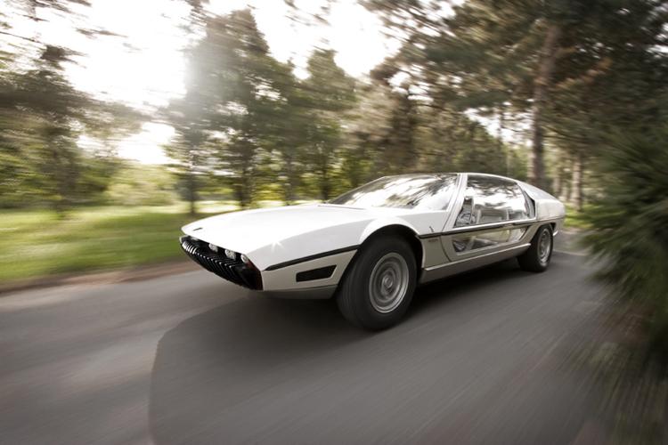 1967 Lamborghini Marzal (Bertone) - Ateliers