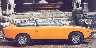 1967 Fiat 125 GTZ (Zag...