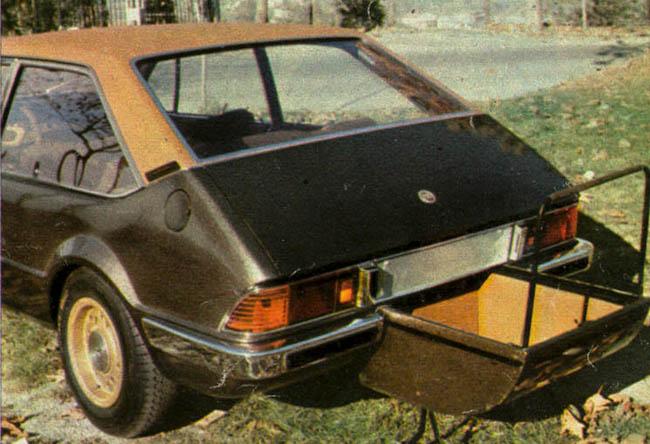 1969 Fiat 128 Coupe Bertone