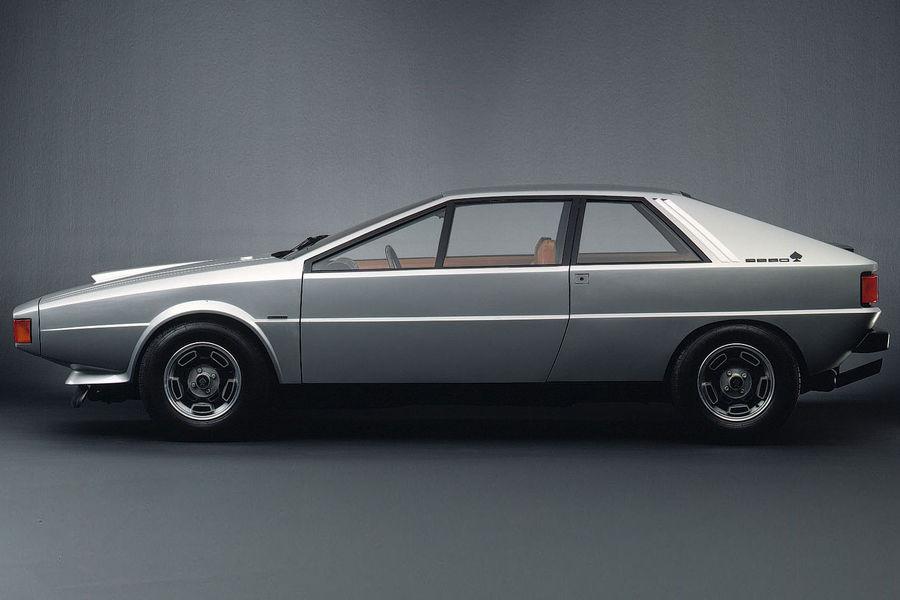 1973 Audi Karmann Asso Di Picche Italdesign Studios