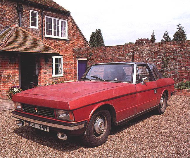 1975 Bristol 412 Cover...