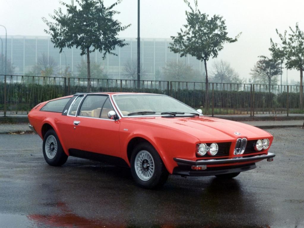 BMW 528 GT Coupe (Frua), 1976