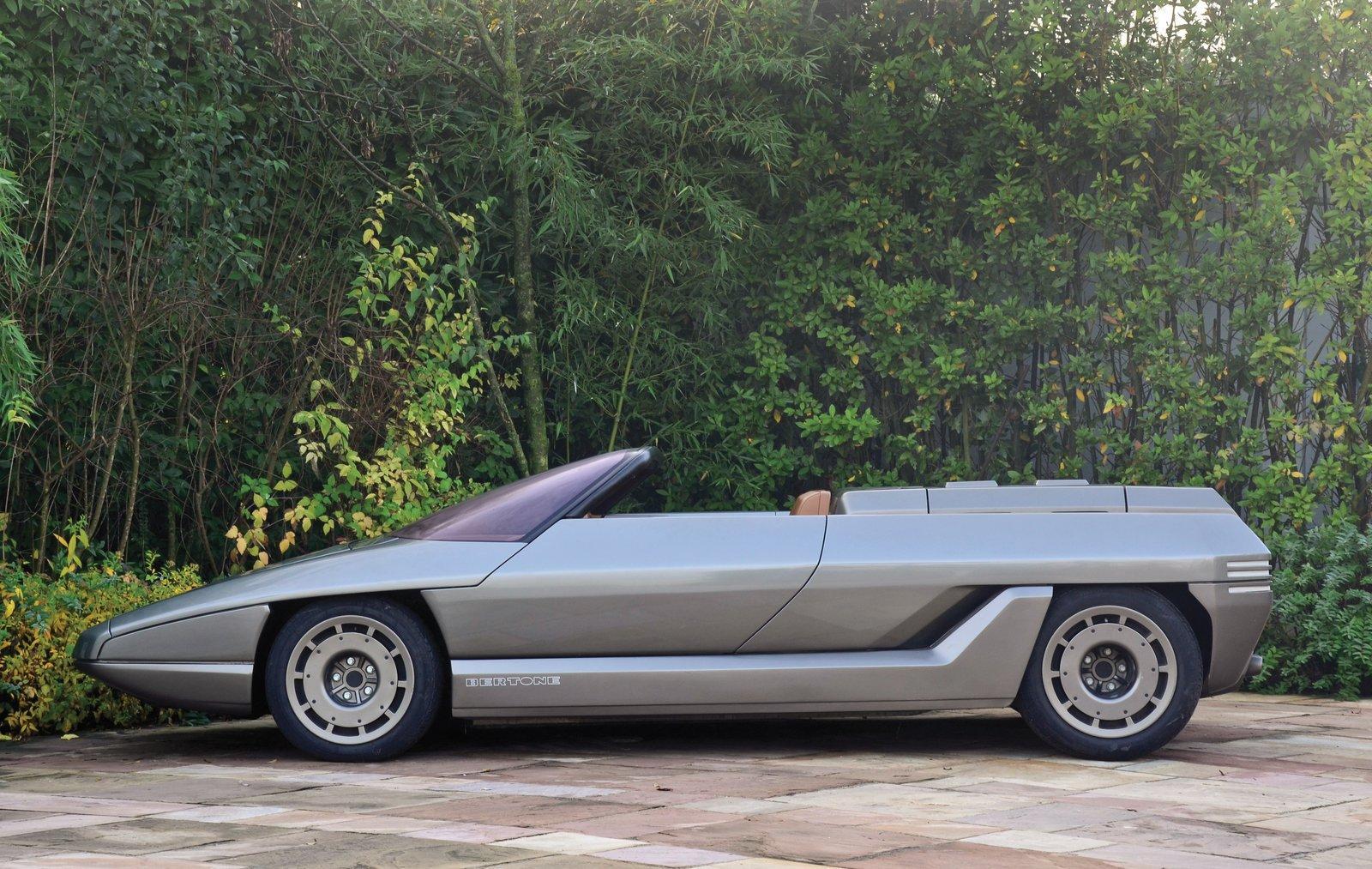1980 Lamborghini Athon Bertone Studios
