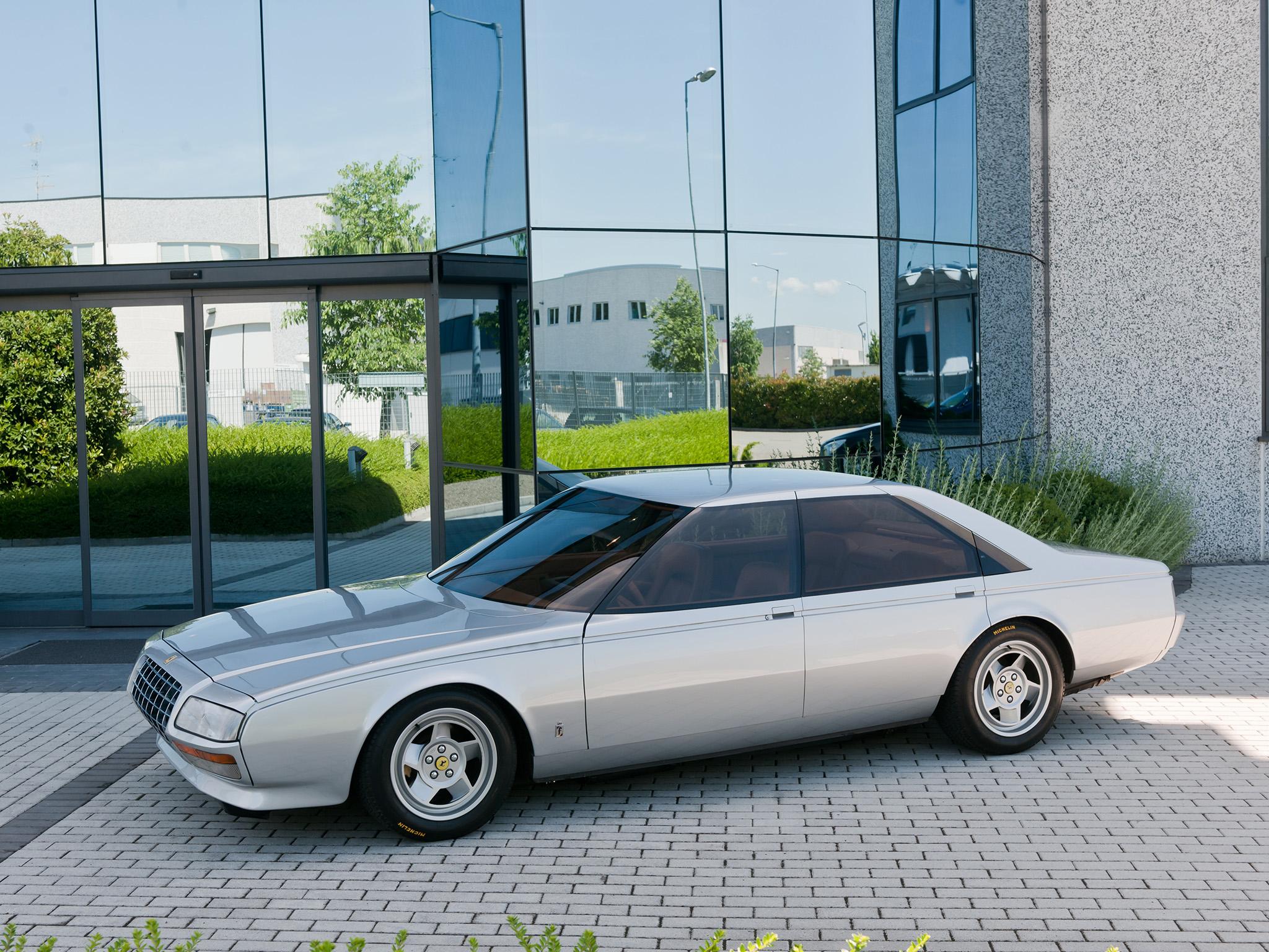 1980 Ferrari Pinin (Pininfarina) - Studios