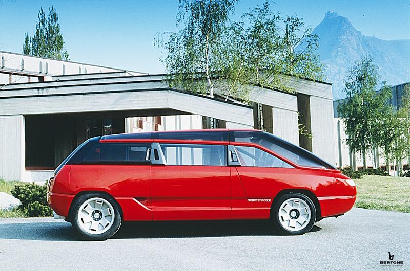 1988 Lamborghini Genesis Bertone Studios