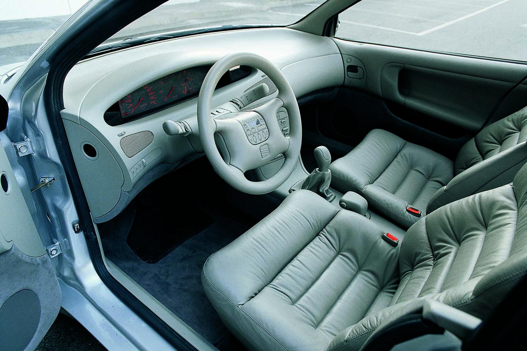 Interiores de todos los prototipos y concepcar de seat for Interior tango 01