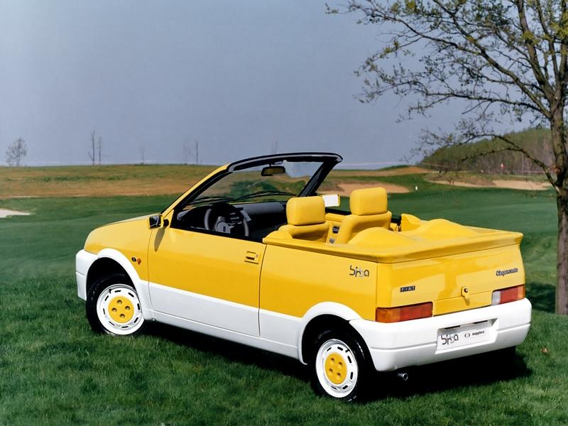 1992 Fiat Cinquecento