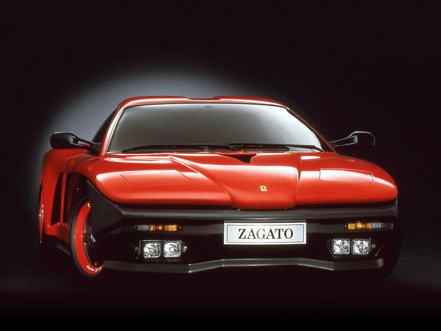 1993 Ferrari FZ93 (Zag...