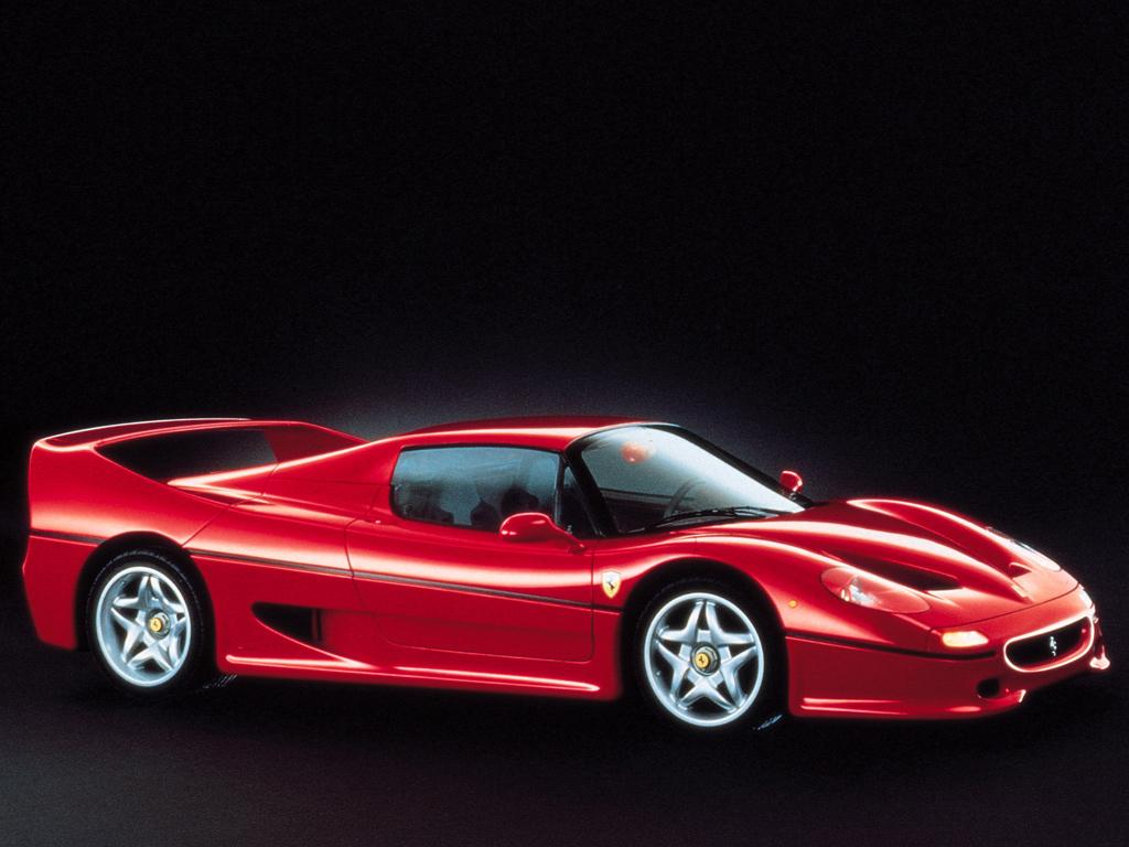 1995 ferrari f50 pininfarina ateliers ferrari f50 pininfarina 1995 vanachro Choice Image