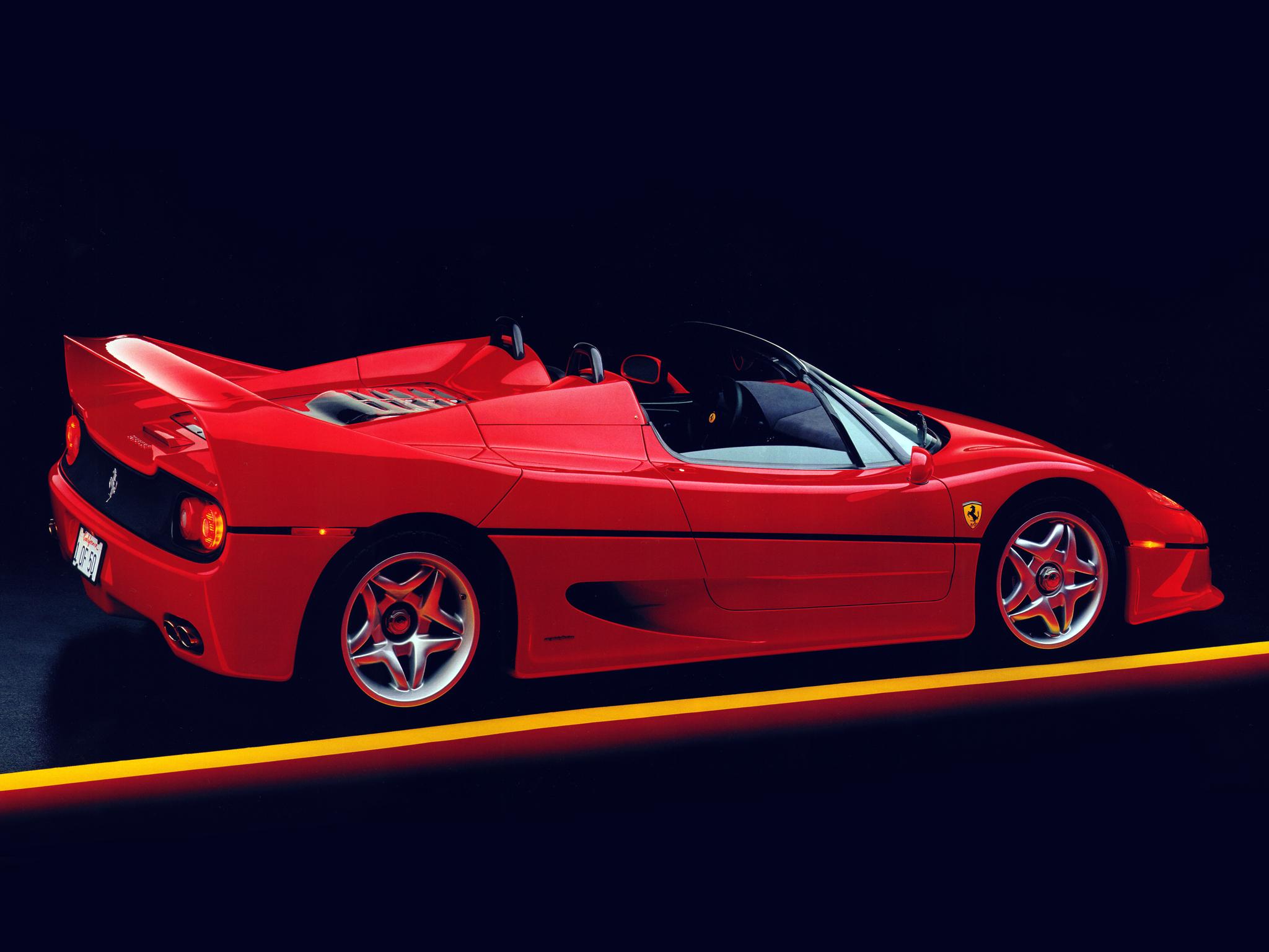 Ferrari f50 pininfarina 1995
