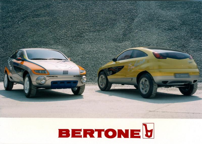 Les concepts cars FIAT des années 90 - Bravo, brava etc.. 1996_Bertone_Fiat_Bravo_Enduro_Concept_03