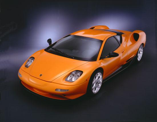 1999 Lamborghini Canto (Zagato) - Studios