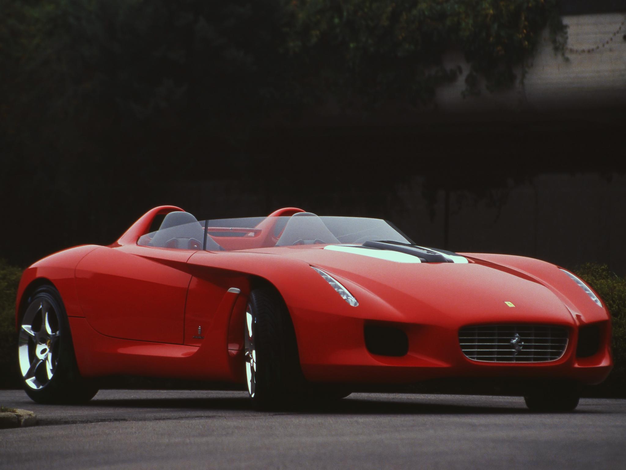 2000 Ferrari Rossa Pininfarina Studios