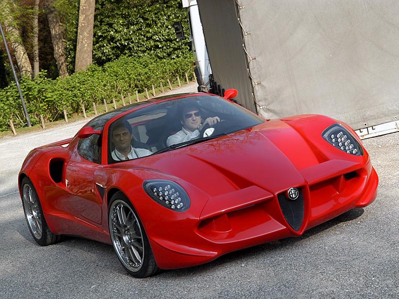 Alfa Romeo 10C