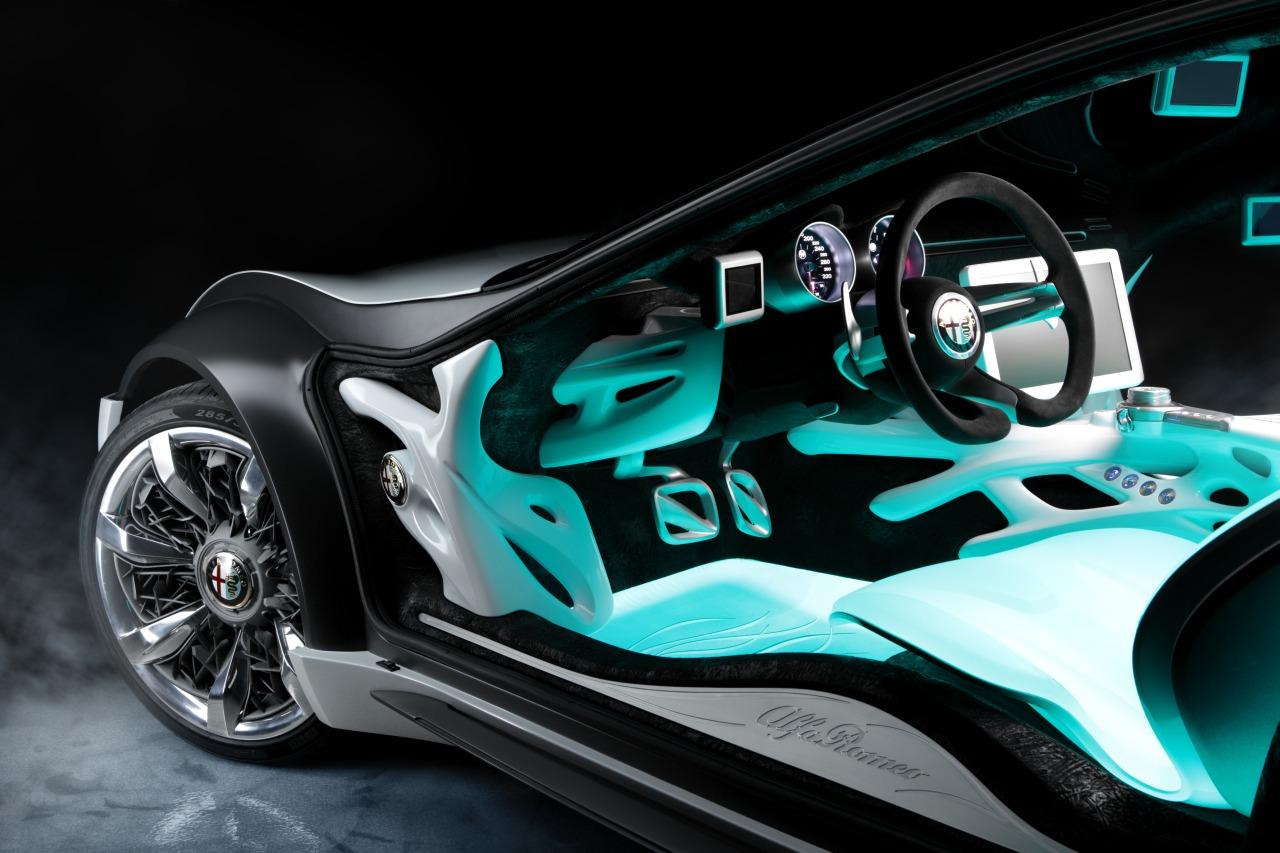 2010 Alfa Romeo Pandion (Bertone) - Студии