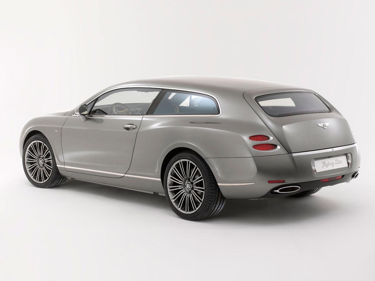 2010 Bentley Continental Flying Star Touring Studios
