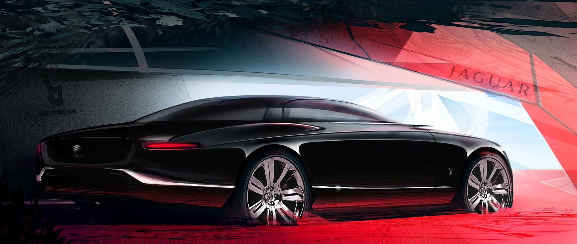 2011 Jaguar B99 Bertone Studios