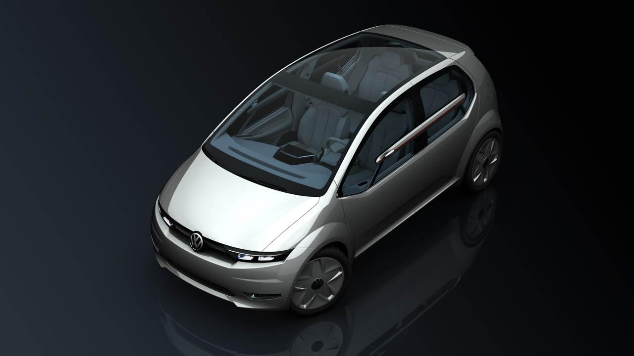 2011 Volkswagen Gо Italdesign Studios