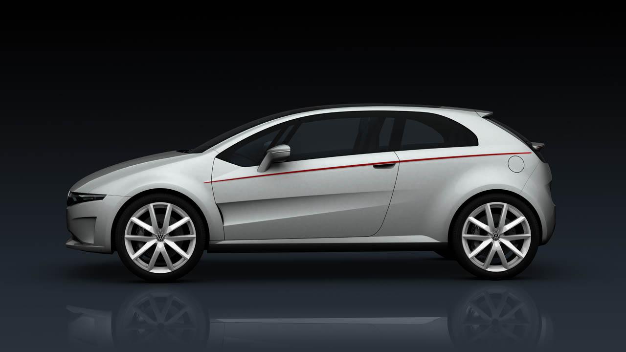 2011 Volkswagen Tex Italdesign Studios
