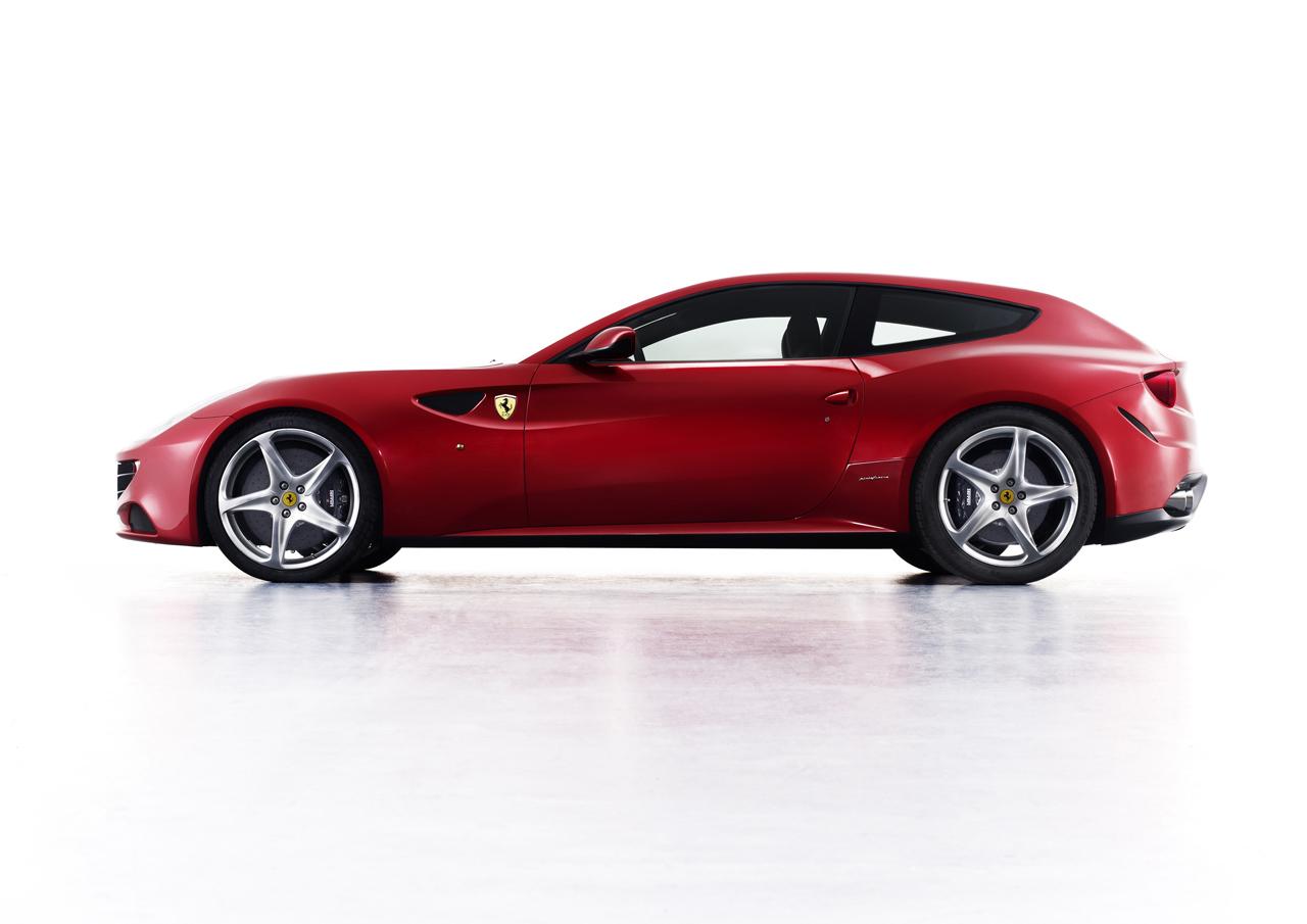 2011 Ferrari Ff Pininfarina Meilensteine