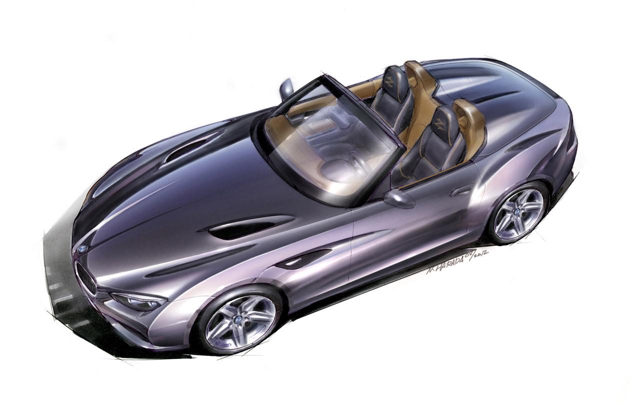 2012 BMW Zagato Roadster (Zagato) - Studios